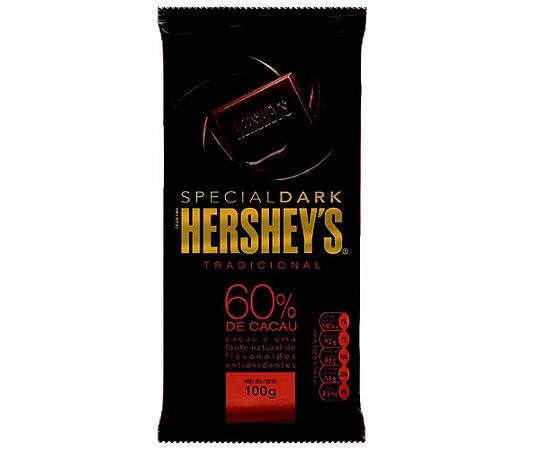 HERSHEY´S TABLETE CHOCOLATE SPECIAL DARK 100g
