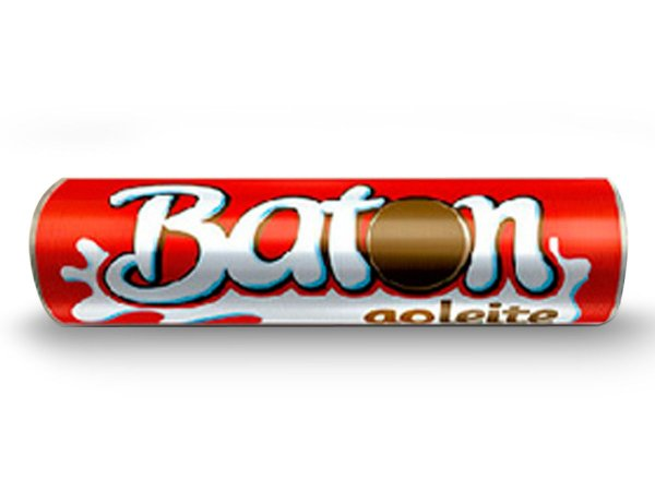 CHOCOLATE BATON AO LEITE 16g