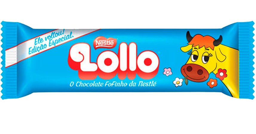 NESTLE CHOCOLATE LOLLO 28g