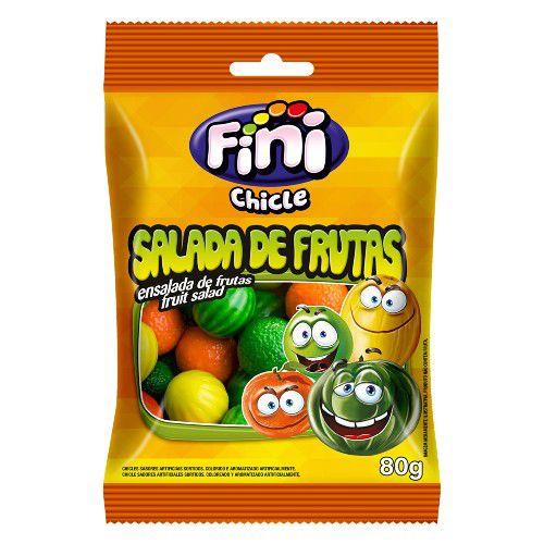 FINI GULOSEIMAS CHICLE SALADA DE FRUTAS 100g