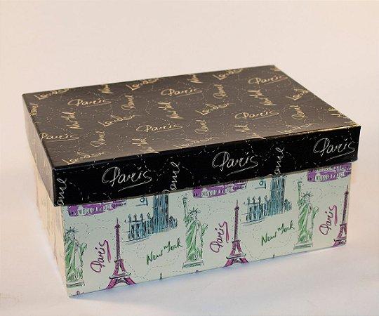PAPER BOX RETANGULAR RIGIDA ALTA G