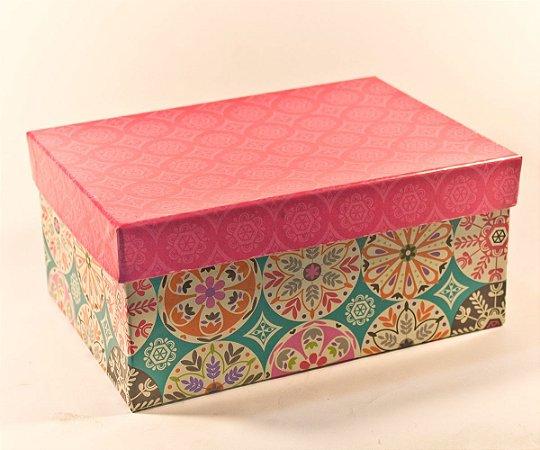PAPER BOX RETANGULAR RIGIDA ALTA GG