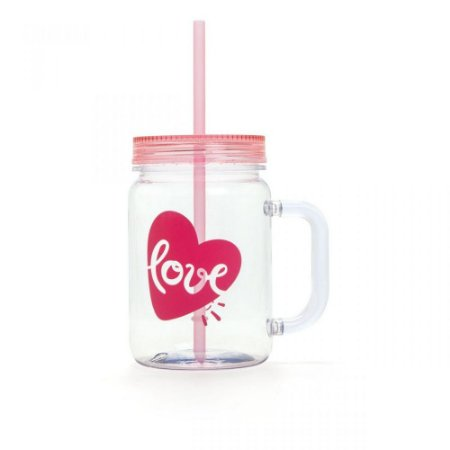 LUDI CANECA POTE FLAMINGOS 500 ml