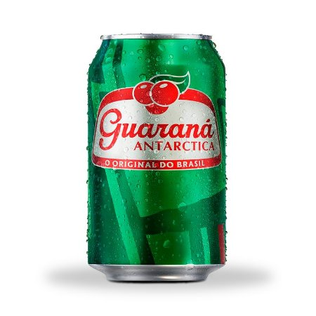 REFRIGERANTE GUARANÁ ANTARCTICA 350ml