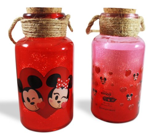 KIT LUMINARIA MICKEY E MINNIE