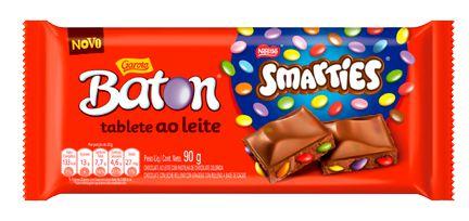 TABLETE BATON SMARTIES 90G