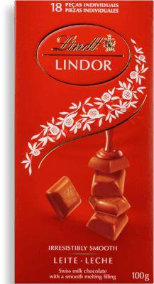 Lindt Lindor Milk 100g