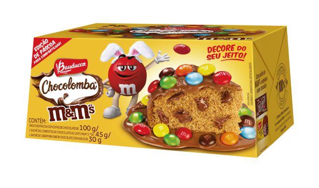 Chocolomba M&M's