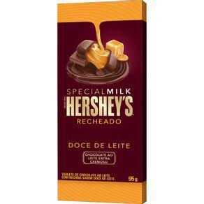 HERSHEY'S RECHEADO DOCE DE LEITE 95G