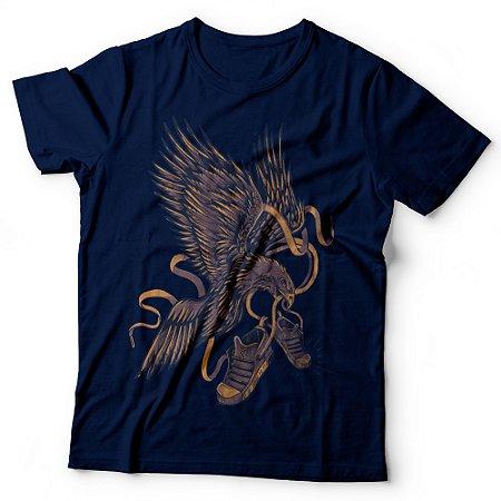 Camiseta Masculina - Águia