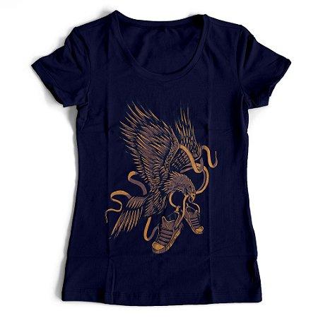 Camiseta Feminina  - Águia
