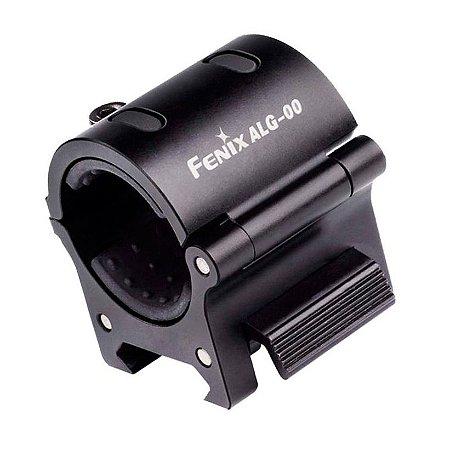 Adaptador Lanterna para armas trilho picatinny Fênix ALG-00 uso tático ou Airsoft e Paintball