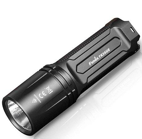 Lanterna Fenix TK35UE 2018 Alta Potência 3200 Lumens Modos Tático Caça Busca e Resgate