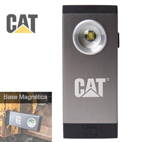 Lanterna Led de Inspeção Caterpillar Cat Pocket Spot Light CT5110 250 Lumens