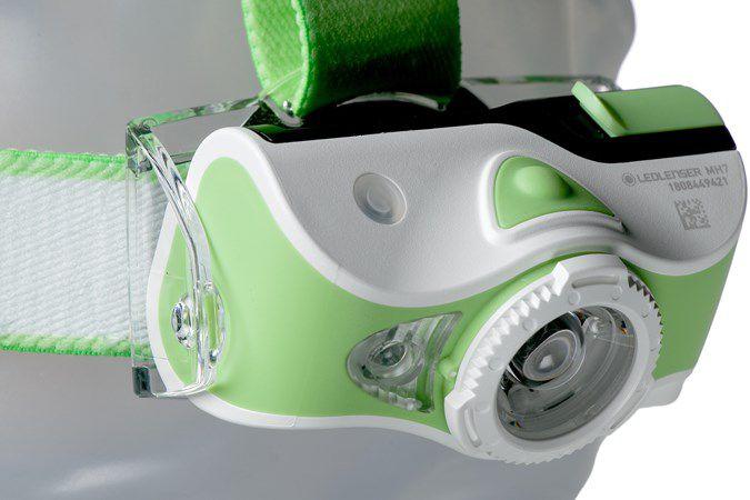 Lanterna Ledlenser MH7 600 Lumens - Verde