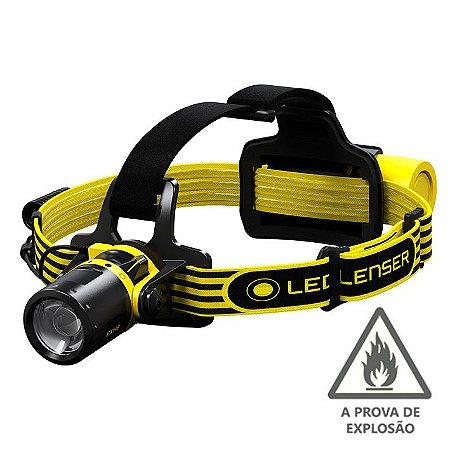 Lanterna ATEX Anti Explosão Intrinsecamente Segura - LedLenser - 180 Lúmens