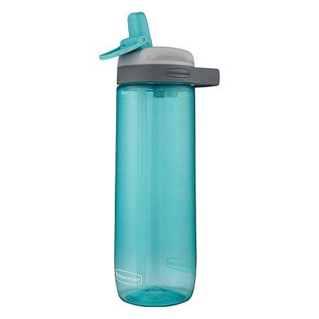 Squeeze - Garrafa de água Azul 709ml - Rubbermaid