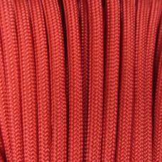 Paracord 550 Lb Corda / Cordame Militar 7 filamentos  10 Metros - Vermelho