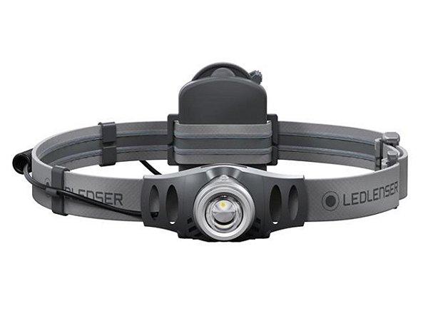 Lanterna de Cabeça e Capacete Ledlenser SolidLine SH PRO100 até 60 horas de Carga