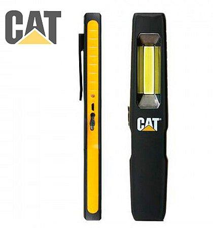 Lanterna de Inspeção 2 em 1 Caterpillar CAT CT1205 Recarregável 175 Lumens