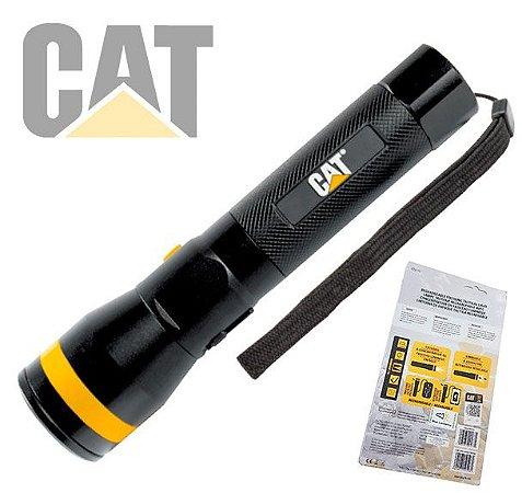 Lanterna Led Caterpillar CAT CT2115 Recarregável Grande e Potente 1200 Lumens