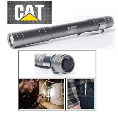 Lanterna Clínica Médica Caterpillar Pen Light  CT2210  Led de 100 Lumens