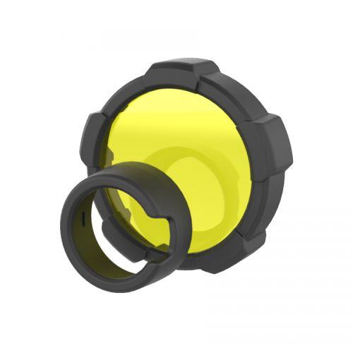 Filtro de luz Ledlenser amarelo com 85,5mm