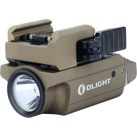 Lanterna para pistola Olight PL-MINI 2 Valkyrie 600 LM TAN