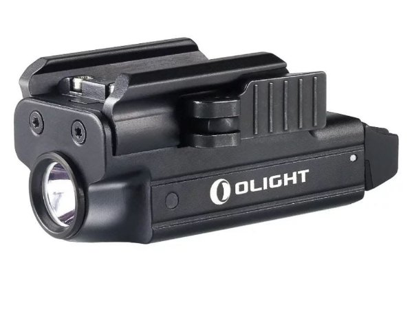 Lanterna Trilho Pistola Olight PL-MINI Valkyrie 400 Lumens