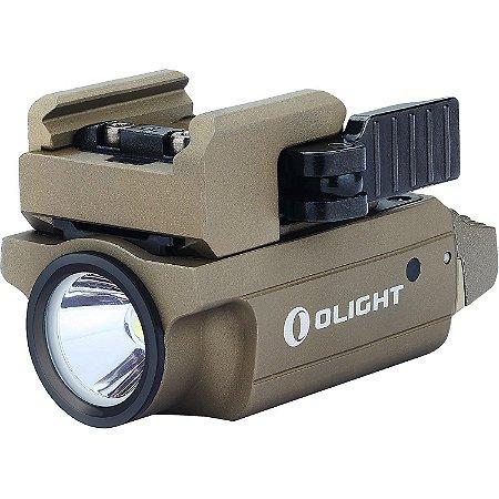 Lanterna para pistola Olight PL-MINI 2 600 Lúmens Tan