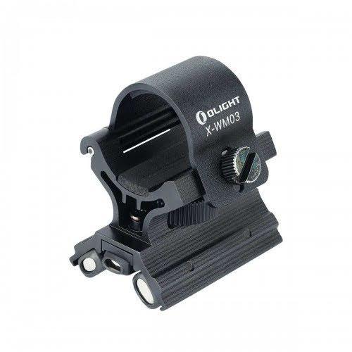 Adaptador Suporte magnético p/ lanternas Olight X-WM03 26mm