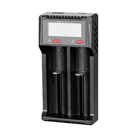 Carregador Fenix ARE-D2 Digital para 2 Baterias