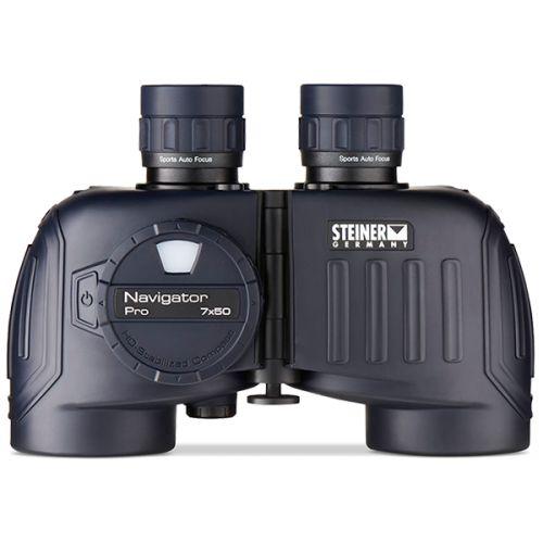 Binóculo Steiner Navigator Pro 7X50 com bússola Profissional