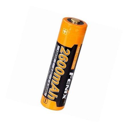 Bateria Fenix ARB L18 18650 Alta Capacidade 2600 mAh