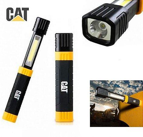Lanterna Lampião Caterpillar CAT CT3110 Led 170 Lm Magnética
