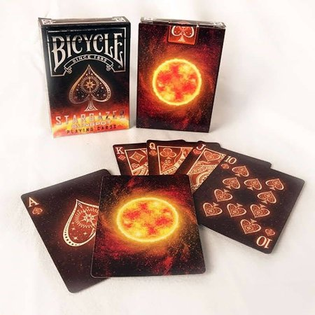 Baralho Premium Bicycle Stargazer Sunspot Premium Deck