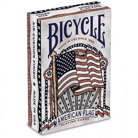 Baralho Premium Bicycle American Flag Bandeira Coleção