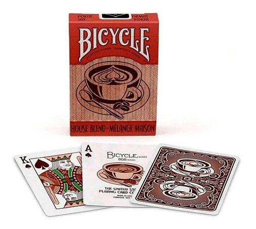 Baralho Premium Bicycle House Blend Coleção