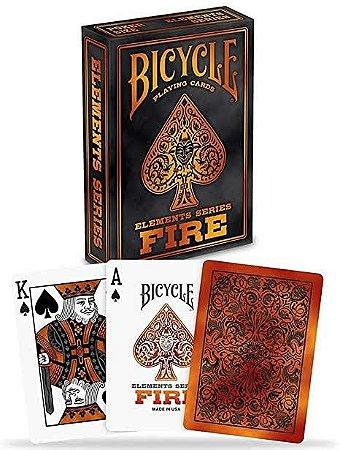 Baralho Premium Bicycle Fire Coleção