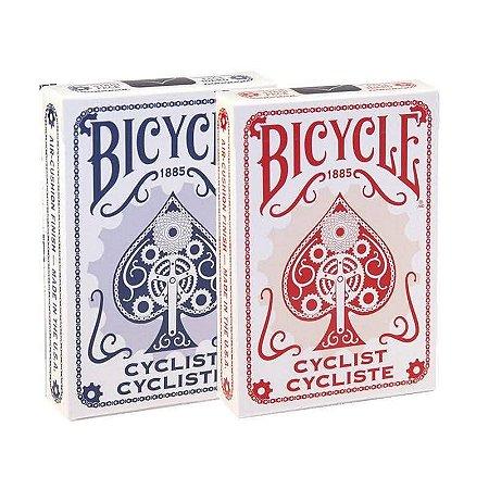 Baralho Premium Bicycle Cyclist e PAR Coleção