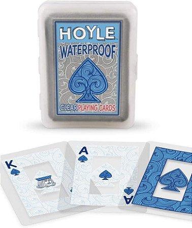 Baralho Premium Hoyle Waterproof Piscina Impermeável