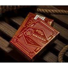 Baralho Premium Theory11 Monarch Vermelho Coleção