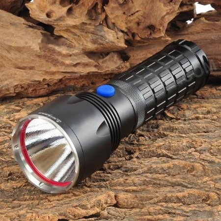 Lanterna Tática  Impermeável Led Cree PRO Olight SR51 900 Lumens