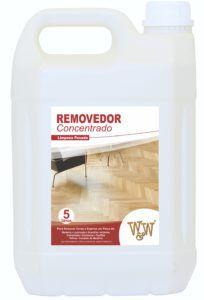 REMOVEDOR CONCENTRADO 5L W&W