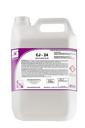 DESINCRUSTANTE ACIDO CJ-24 5L