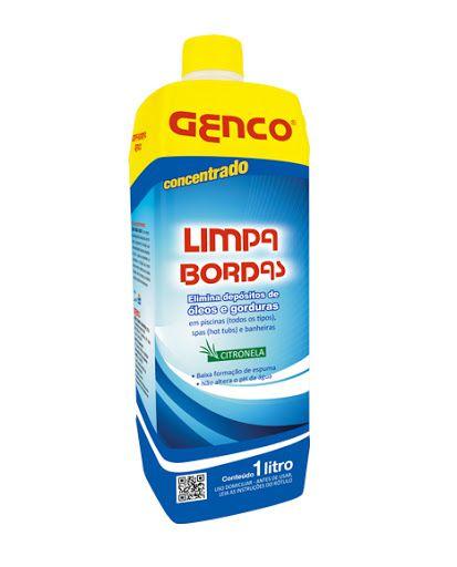 GENCO LIMPA BORDAS 1L