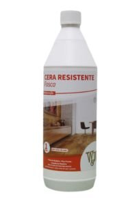 CERA RESISTENTE PISO MADEIRA FOSCA 1L W&W