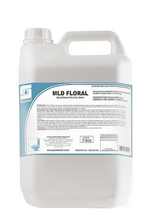 MLD FLORAL LIMPADOR DESINFETANTE NEUTRO 5L