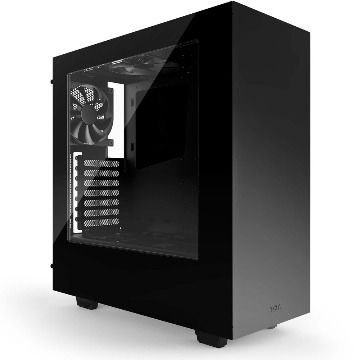 GABINETE GAMER S340 BLACK CA-S340W-B1 - NZXT
