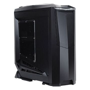 GABINETE GAMER ULTRA TOWER RAVEN SERIES PRETO SST-RV01B-W - SILVERSTONE